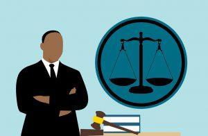 וקטור של עורך דין