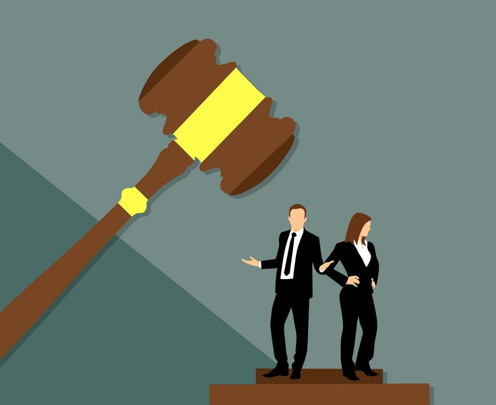 אנשי חוק ומשפט